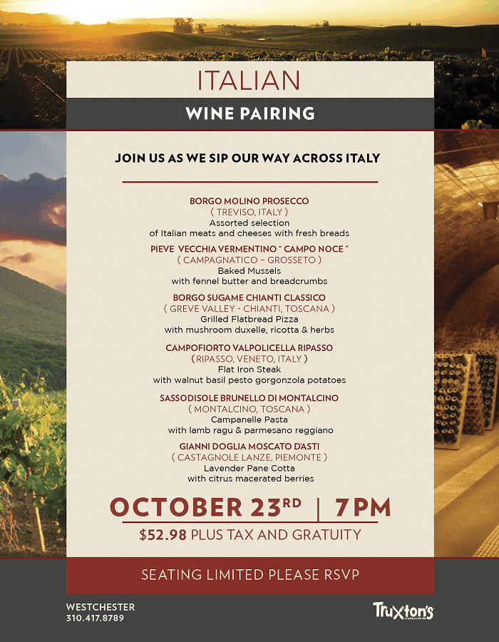 OCT 2015 Wine Dinner Truxtons2