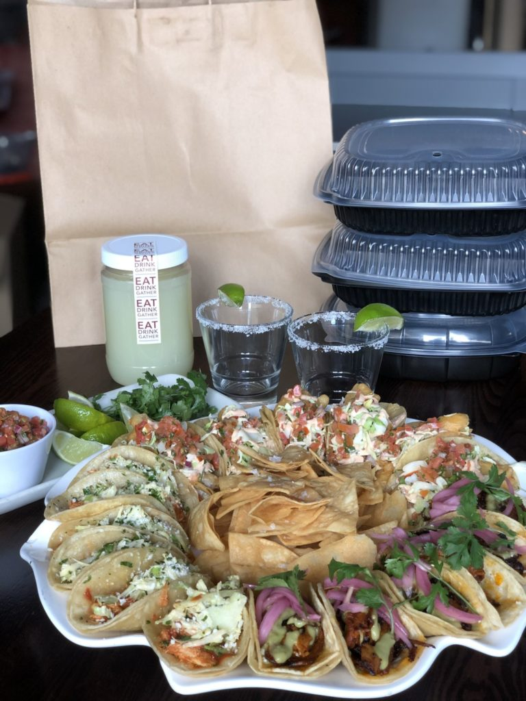 taco party platter